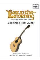 Beginning Folk Guitar
