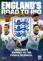 England's Road To Rio: Brazil World Cup 2014