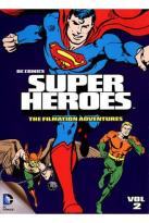 DC Comics Super Heroes: The Filmation Adventures, Vol. 2