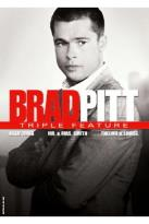 Brad Pitt - Triple Feature