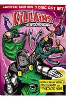 Villains Showdown Gift Set