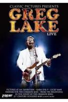 Greg Lake - In Concert