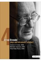 Alfred Brendel Plays and Introduces Schubert: Piano Works - Vol. 4