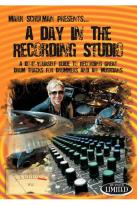 Mark Schulman: A Day in the Recording Studio