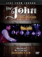 Dr. John - 25th Anniversary of the Marquee Club