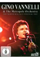Gino Vannelli & The Metropole Orchestra: The North Sea Jazz Festival 2002
