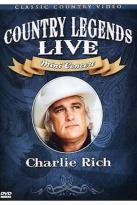 Country Legends Live Charlie Rich