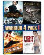 Warrior 4 Pack, Vol. 2