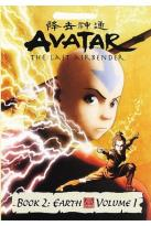 Avatar: The Last Airbender - Book 2: Earth - Vol. 1