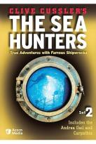 Clive Cussler's The Sea Hunters - Set 2