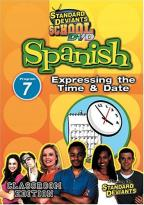 Standard Deviants - Spanish Module 7: Time and Date