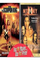 Scorpion King/The Mummy Returns