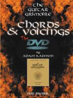 Adam Kadmon - Guitar Grimoire: Chords and Voicings