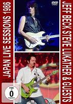 Jeff Beck/Steve Lukather & Guests - Japan Live Sessions 1986