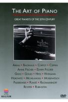 Art of Piano - Great Pianists of the 20th Century