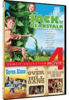 Jack and the Beanstalk/Seven Alone/The Over the Hill Gang/The Over the Hill Gang Rides Again