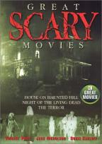 Great Scary Movies - 3-On-1