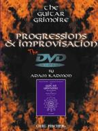 Adam Kadmon: Guitar Grimoire Progressions and Improvisations