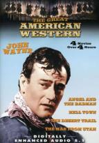 Great American Western - John Wayne 4-Film Collection
