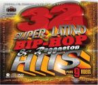 32 Super Latino Hip Hop & Reggaeton Hits: CD/DVD