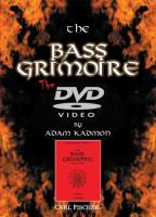 Adam Kadmon: Guitar Grimoire - The Bass Grimoire