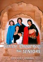 Cory Zamora: Belly Dancing for Seniors