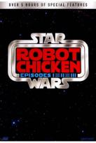 Robot Chicken: Star Wars I-III
