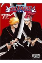 Bleach Uncut: DVD Set One - Episodes 21-41