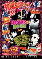 Doctor Of Doom/Wrestling Women vs. The Aztec Mummy - Double Feature