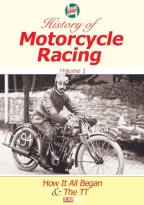 Castrol History of Motorcycle Racing - V. 1