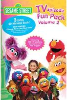 Sesame Street - TV Episode Fun Pack: Vol. 2
