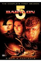 Season One Starter Packs: Babylon 5/La Femme Nikita
