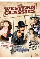 Cinema Classics Collection - Rawhide/The Gunfighter/The Garden of Evil