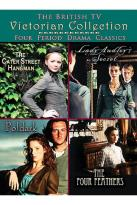 British TV Victorian Collection - Four Period Drama Classics