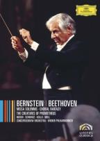 Bernstein: Beethoven - Missa Solemnis/Choral Fantasy/The Creatures of Prometheus
