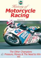 Castrol History of Motorcycle Racing - V. 3