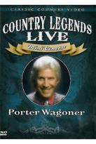 Country Legends Live Porter Wagoner