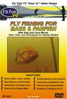 Fly Fishing For Bass Panfish