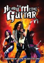 Play Heavy Metal Guitar, Vol. 1