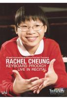 Rachel Cheung - Keyboard Prodigy Live in Recital
