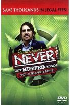 Barry Cooper's - Never Get Busted Again Vol. 1 Traffic Stops