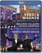 Rolando Villazon/Thomas Hampson: Verdi & Wagner - The Odeonsplatz Concert