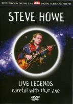 Steve Howe - Careful With That Axe