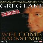 Greg Lake - Welcome Backstage