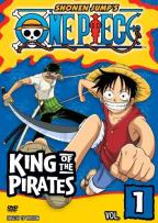 One Piece - Vol. 1: King Of Pirates