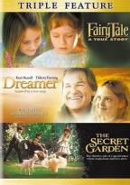 Fairytale: A True Story/Dreamer: Inspired by a True Story/The Secret Garden