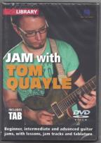 Lick Library: Jam with Tom Quayle