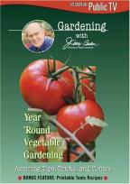 Jerry Baker's Year Round Vegetable Gardening