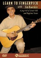 Learn to Fingerpick with Jim Kweskin - A Jug Full of Great Folk and Ragtime Tunes