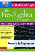 Pre-Algebra Tutor: Powers & Exponents